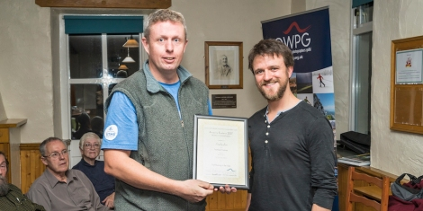 OWPG awards ceremony - Kingsley Jones / Technical Feature category